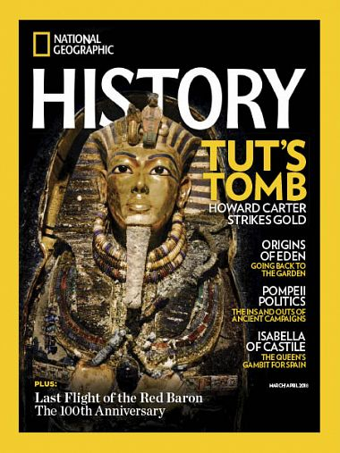 National Geographic History – March/April 2018