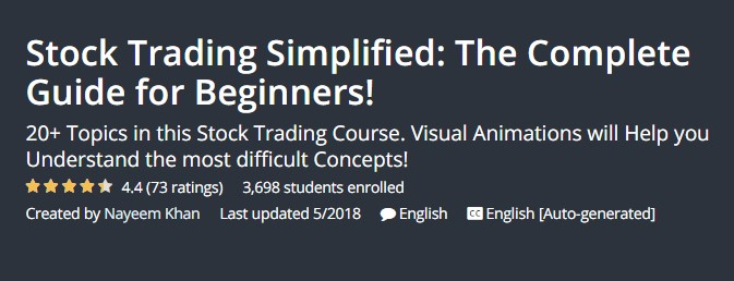 Stock Trading Simplified: The Complete Guide for Beginners