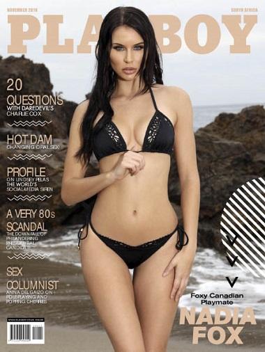 Playboy South Africa – November 2018