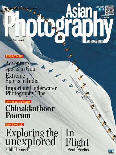 Asian Photography – March 2018