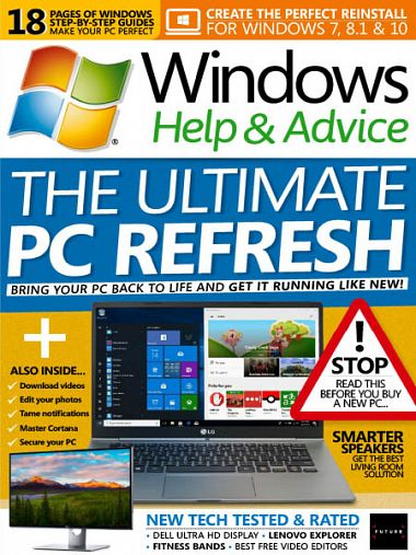 Windows Help & Advice – March 2018