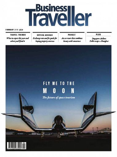 Business Traveller UK – February 2018