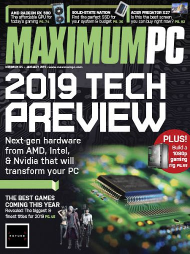 Maximum PC – January 2019