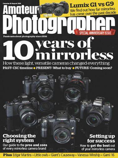 Amateur Photographer – 18 August 2018