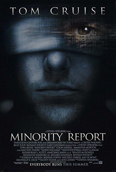 Minority Report 2002 BluRay 1080p DD5 1 H265-d3g
