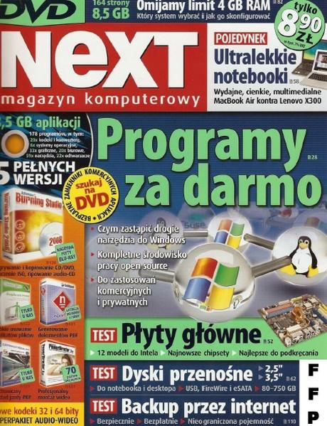 Next Polska 5/2008