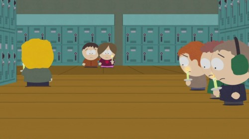 South Park S21E02 Put It Down 720p AMZN WEBRip DDP2 0 H 264-NTb