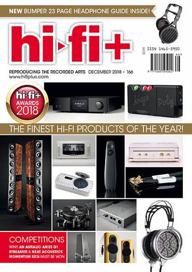 Hi-Fi+ – December 2018