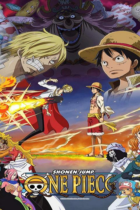 One Piece  -  Serial [1999/FullHD/MP4] Napisy PL