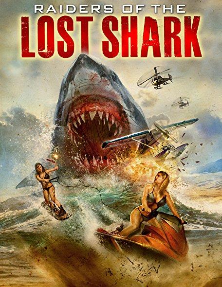 Raiders of the Lost Shark 2015 BluRay 10Bit 1080p AC-3 H265-d3g