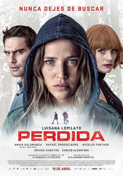 Zaginiona / Perdida (2018) PL.SUBBED.NF.WEB-DL.Xvid-MORS / Napisy PL wtopione
