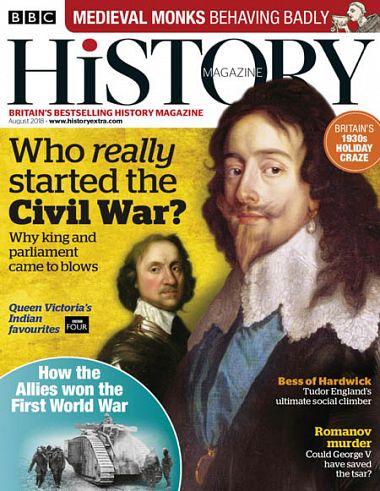 BBC History UK – August 2018