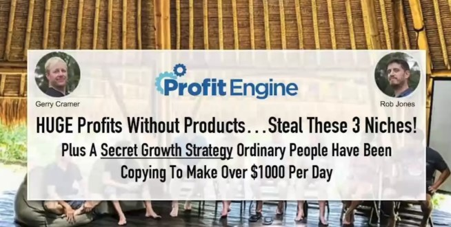 Mark Ling - Huge Profits Without Products