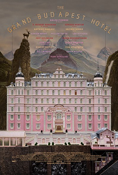 The Grand Budapest Hotel 2014 BRRip XviD MP3-XVID