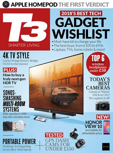 T3 UK – March 2018