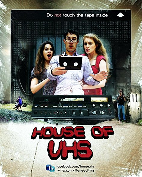 House Of Vhs 2016 Dvdrip X264-Spooks