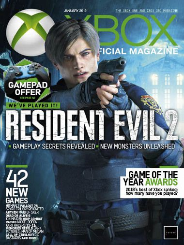 Xbox: The Official Magazine UK – January 2019