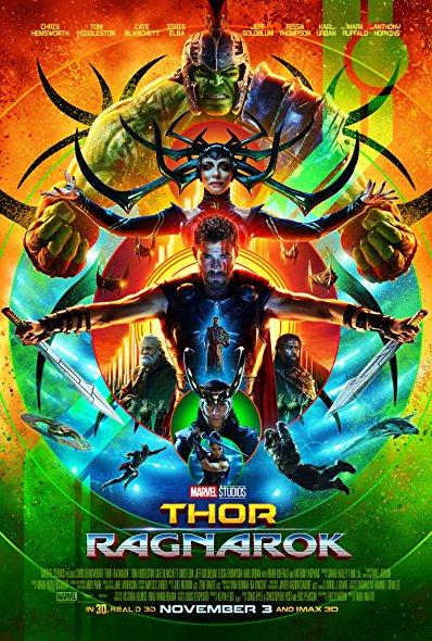 Thor Ragnarok 2017 WEB-DL XviD AC3-FGT
