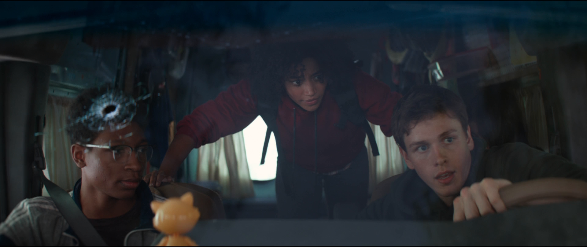 Karanlık Zihinler - The Darkest Minds | 2018 | BluRay | BDRip - 720p - 1080p | DUAL | Türkçe Dublaj
