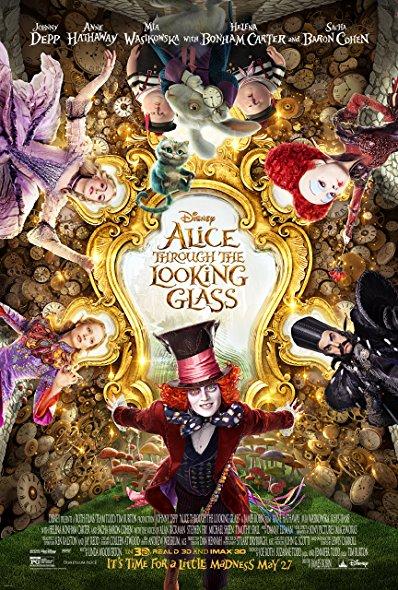 Alice Through the Looking Glass 2016 720p BRRip x264 AC3-DiVERSiTY