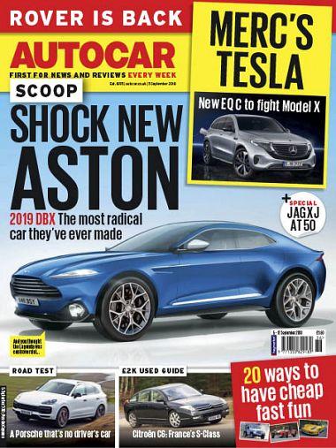 Autocar UK – 05 September 2018