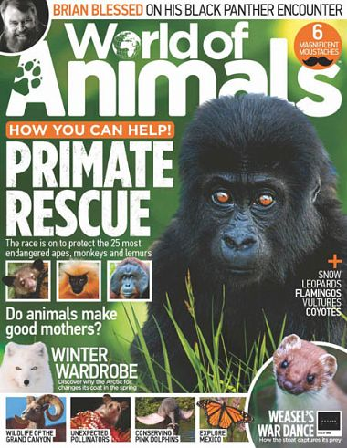 World of Animals UK - Issue 56  March 2018