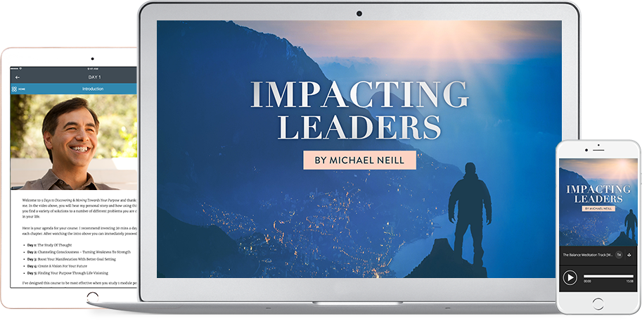 Michael Neill - Impacting Leaders