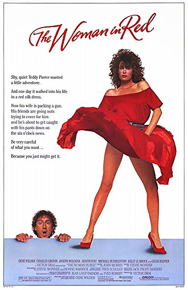 The Woman in Red 1984 720p BluRay x264-PSYCHD