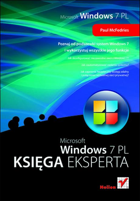 Windows 7 Księga Eksperta