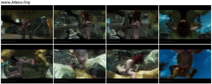 8f8a6c1093194984 - Bestiality Cartoon - Inappropriate Skyrim Shenanigans 9 - Naughty Machinima 1 - Zoo Sex Anime Hentai