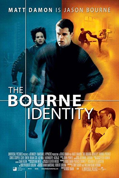 The Bourne Identity 2002 BluRay 10Bit 1080p Multi H265-d3g