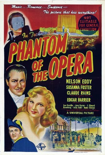 Phantom of the Opera 1943 1080p BluRay x264 KARASU