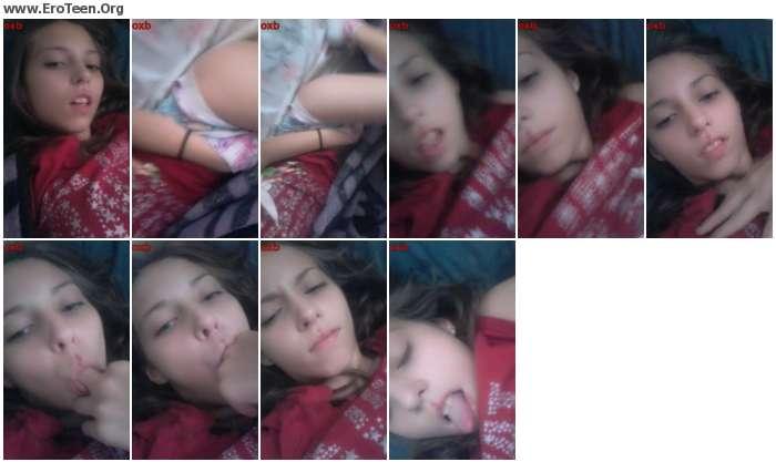 e4dba41020282404 - Beautiful Cute Teenage Schoolgirl Selfie Video 06
