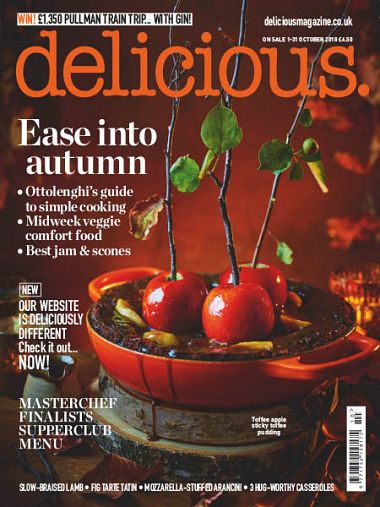 Delicious UK – October 2018