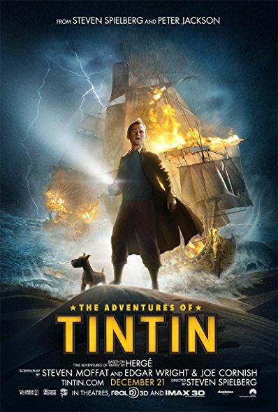 The Adventures of Tintin 2011 BluRay 1080p DD5 1 H265-d3g