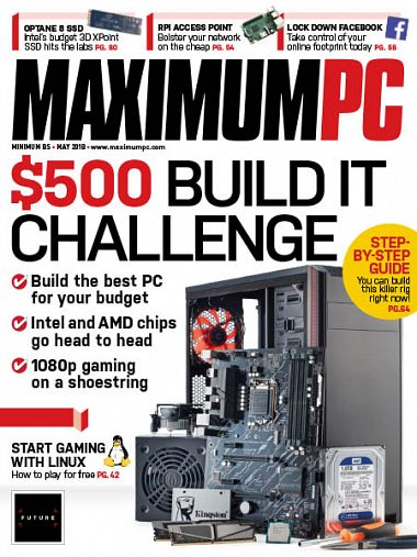 Maximum PC USA – May 2018