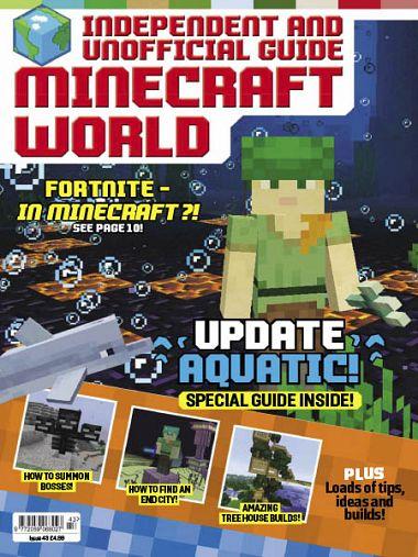 Minecraft World Magazine – Issue 43 2018