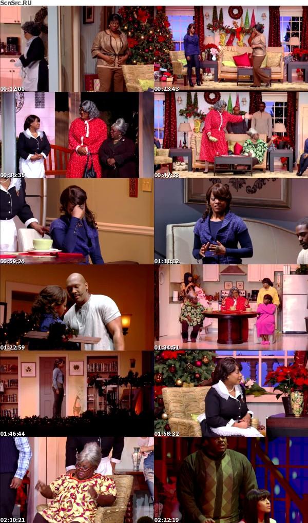 Tyler Perrys A Madea Christmas 2011 BRRip XviD MP3-RARBG