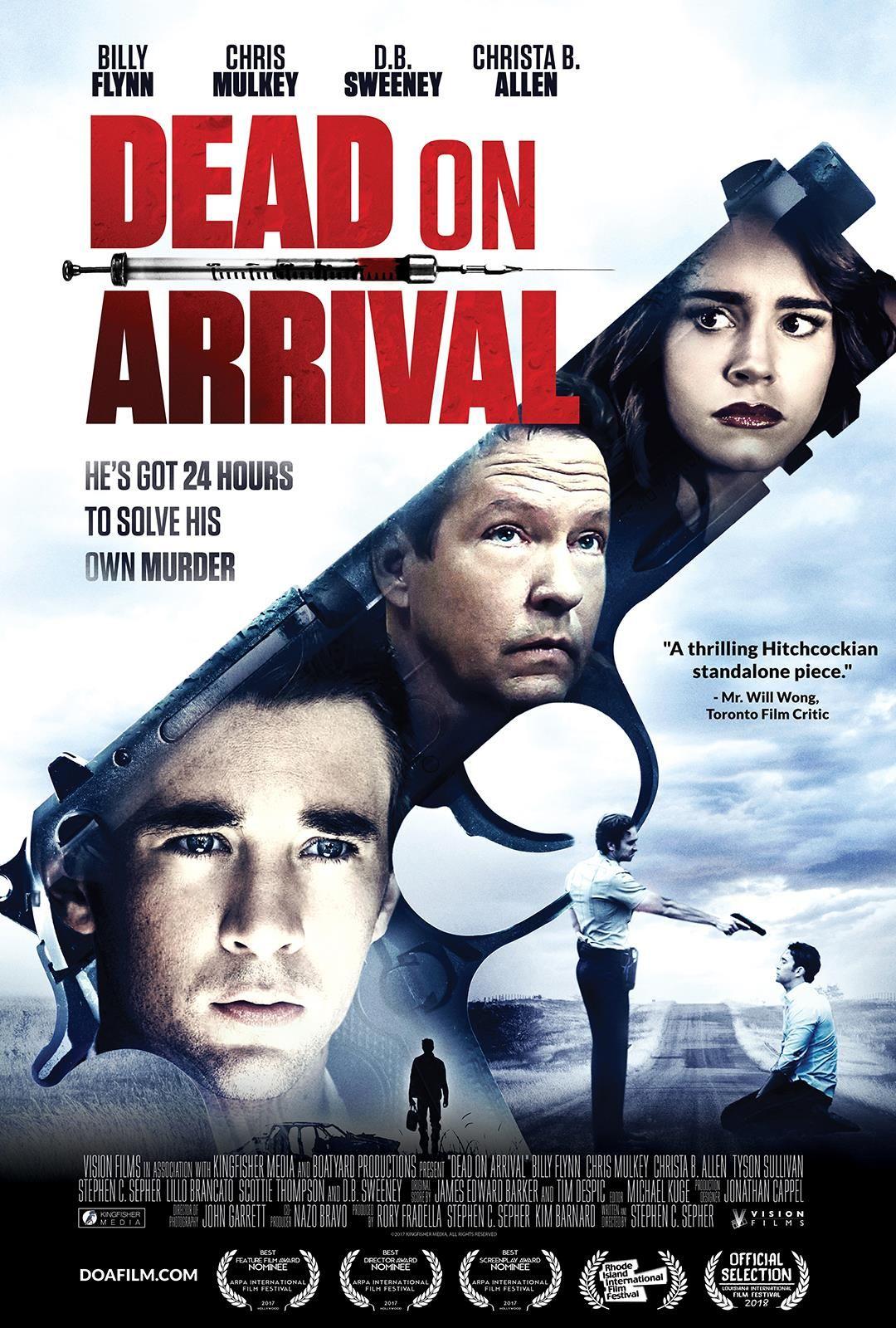 Dead on Arrival 2017 1080p WEB-DL DD5 1 H 264 CRO-DIAMOND