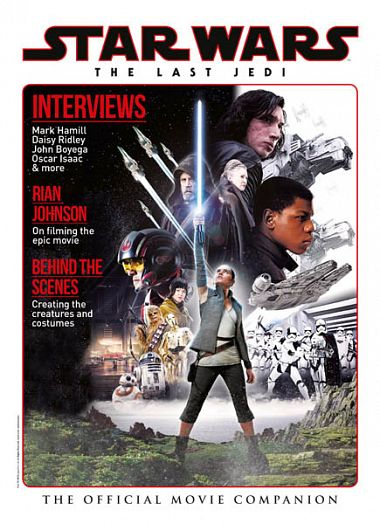 Star Wars Insider – The Last Jedi 2018