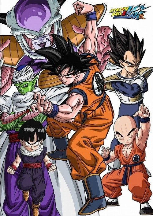 Dragon Ball Kai  - Serial  [2009/HD/MP4 / Lektor PL ]