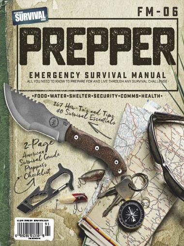American Survival Guide – Spring 2019