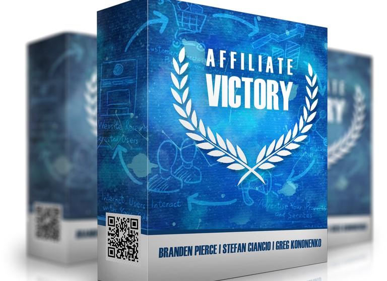 Affiliate Victory + OTO 1, 2 + Bonuses
