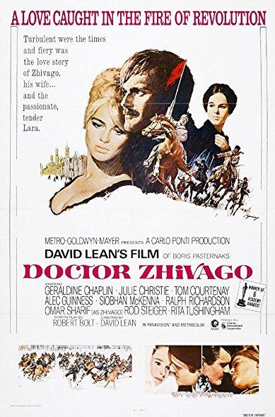 Doctor Zhivago 1965 720p BluRay x264-WiKi