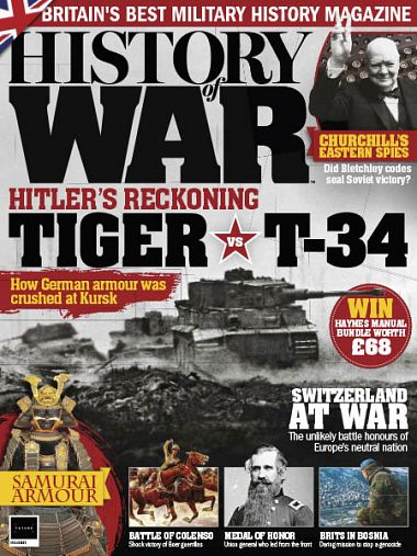 History of War – Issue 57 2018
