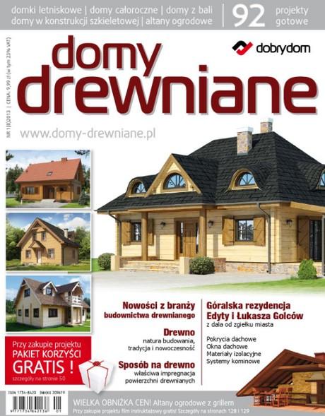 Dobry Dom - Domy Drewniane 2013