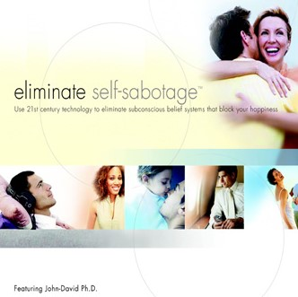 John David - BrainSpeak Eliminate Self Sabotage