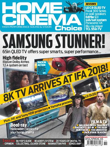 Home Cinema Choice – November 2018