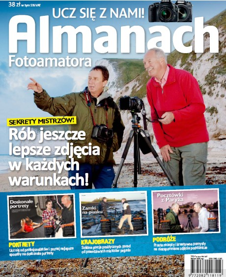 Almanach Fotoamatora - Digital Camera Polska