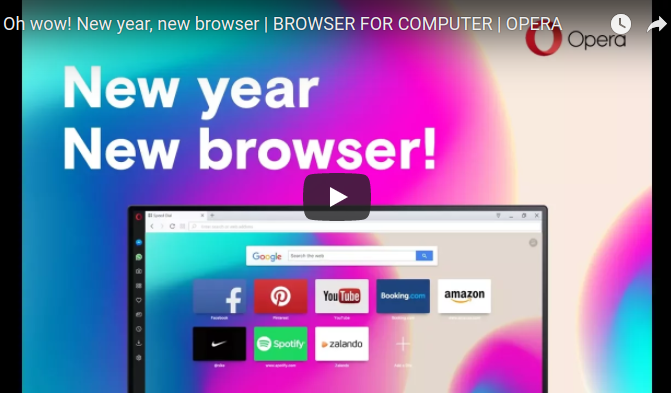 New year, new browser!